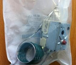 аварийный термостат парогенератора 183ºc scc линия, 61-202/e   RATIONAL    40.01.329